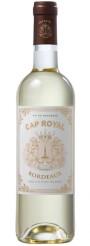 """Cap Royal """"Sauvignon"""" 2014 - Vin Blanc - Bordeaux - Netvin.com - Vins Guy Jeunemaître"""