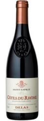 """Maison Delas Frères """"Saint Esprit"""" 2014 - Vin Rouge - AOC Côtes du Rhône - Netvin.com"""