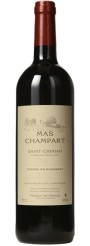 """Mas Champart """"Causse du Bousquet"""" 2013 - Vin Rouge - AOC Saint Chinian - Languedoc - Netvin.com - Vins Guy Jeunemaître"""