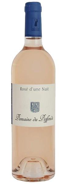 """Domaine du Deffends """"Rosé d'Une Nuit"""" 2016"""