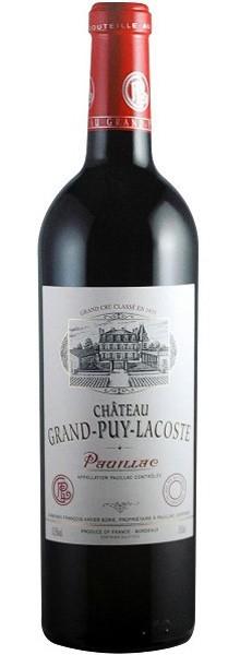 Château Grand Puy Lacoste 2011