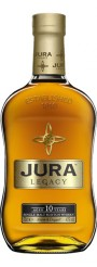 "Whisky Isle Of Jura ""Legacy"" 10 ans"