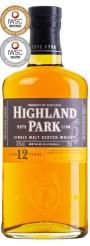 "Whisky ""Highland Park"" 12 ans"