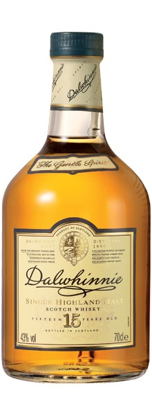 """Whisky """"Dalwhinnie"""" 15 ans"""