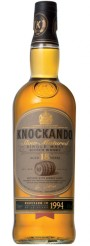 "Whisky Knockando ""Slow Matured"" 18 Ans"