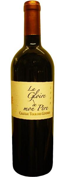 """Château Tour des Gendres """"La gloire de mon père"""" 2015"""