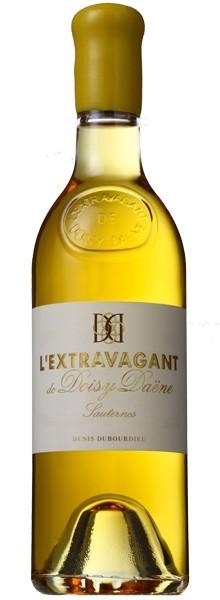 L'Extravagant de Doisy Daene 2007 Demie