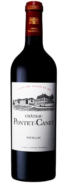 Château Pontet Canet 2013 Demie