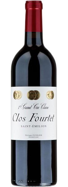 Clos Fourtet 2012