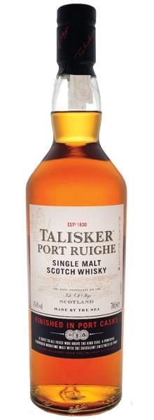 """Whisky """"Talisker Port Ruighe"""""""