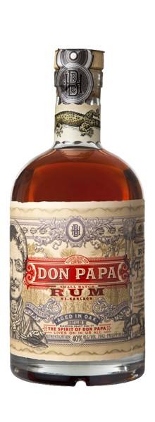 Rum Don Papa 7 ans