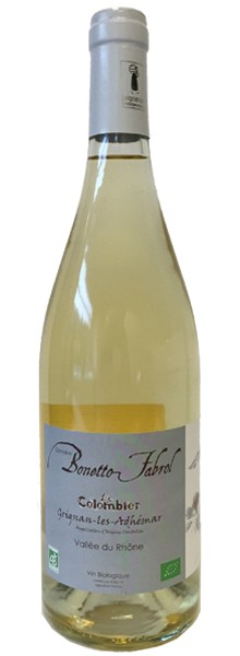 "Domaine Bonetto Fabrol ""Le Colombier"" 2016 Blanc"