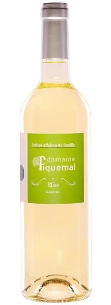 """Domaine Piquemal """"Cuvée Elise"""" 2014 Blanc"""