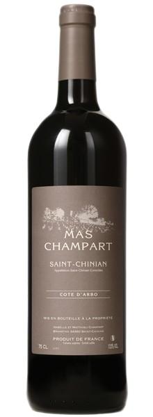 """Mas Champart """"Côte d'Arbo"""" 2014"""
