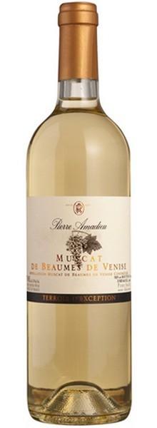 """Domaine Pierre Amadieu """"Muscat de Beaumes de Venise"""" 2012 Blanc"""