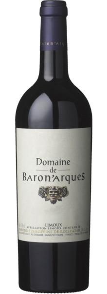 Domaine de Baron'Arques 2008