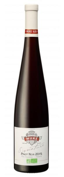 """Domaine René Muré Pinot Noir """"Signature"""" 2015"""