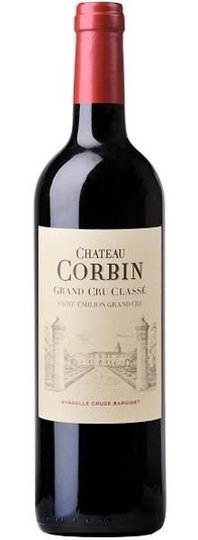 Château Corbin 2012