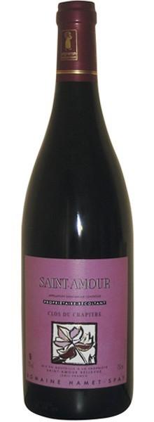 """Domaine Hamet Spay """"Clos du Chapitre"""" 2001"""
