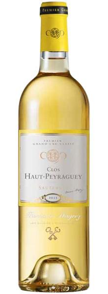 Clos Haut Peyraguey 2010 Demie