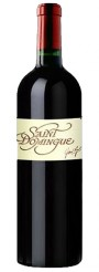 Château Saint Domingue 2001