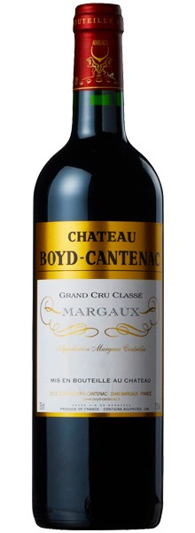 Château Boyd Cantenac 2011