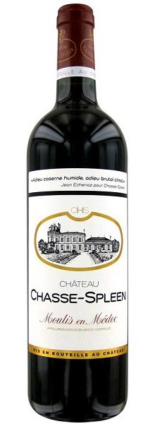 Château Chasse Spleen 2014