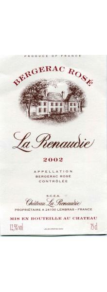 Renaudie Touraine Rosé BIB 5 L