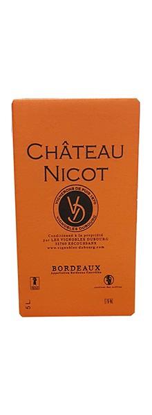 Château Nicot BIB 5L