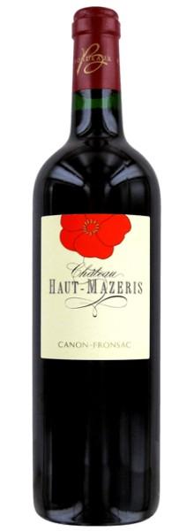 Château Haut Mazeris 2000