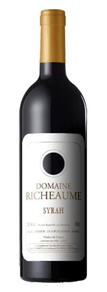 """Domaine de Richeaume """"Syrah"""" 2007"""