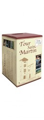 Tour Saint Martin BIB Rouge 10L