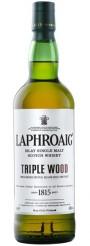 "Whisky Laphroaig ""Triple wood"""