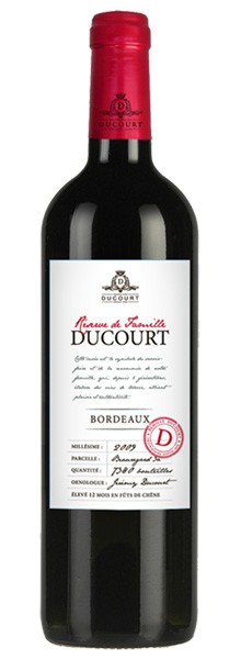 Réserve de Famille Ducourt 2009 Magnum