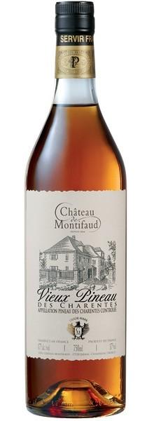 """Château de Montifaud """"Pineau Des Charentes Vieux"""" Blanc"""