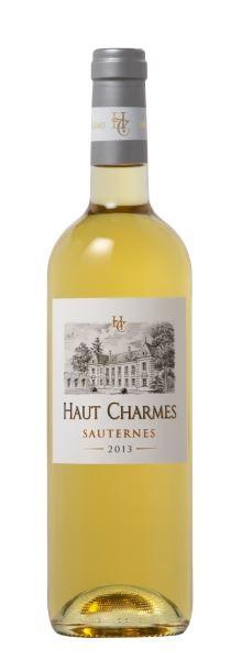 Haut Charmes 2013 Blanc