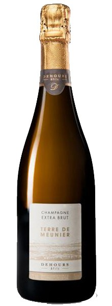 """Dehours """"Terre de Meunier"""" - Champagne & Bulle - Netvin.com"""