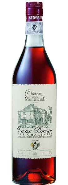 """Château de Montifaud """"Pineau Des Charentes Vieux"""" Rouge"""