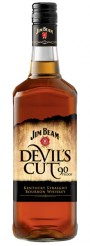 Bourbon Jim Beam Devil's Cut - Spiritueux - Netvin