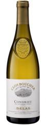 Maison Delas Frères Clos Boucher 2014 - vin blanc - condrieu