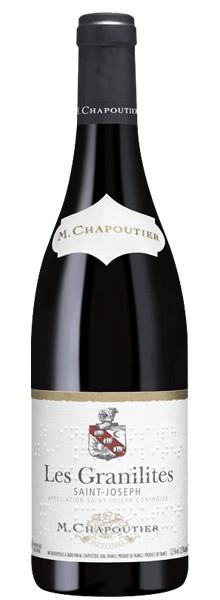 """Chapoutier """"Les Granilites"""" 2013"""