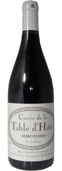 """Vins Guy Jeunemaître Cuvée """"Table d'Hôte"""""""