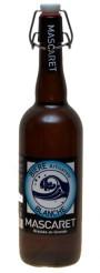 "Bière Blanche Bio ""Mascaret"""