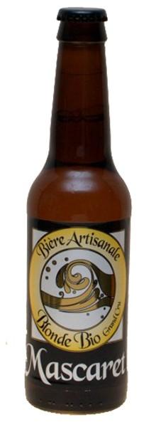 "Bière Blonde Bio ""Mascaret"""