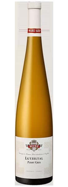 """Domaine René Muré Pinot Gris """"Lutzeltal"""" 2014 Blanc"""
