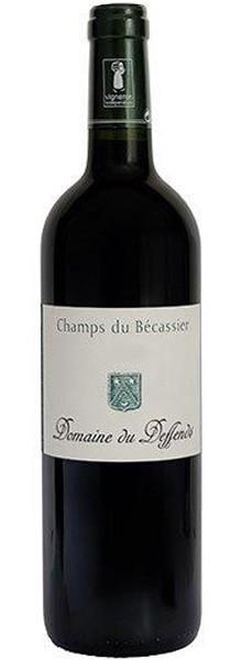 """Domaine du Deffends """"Champs du Bécassier"""" 2014"""