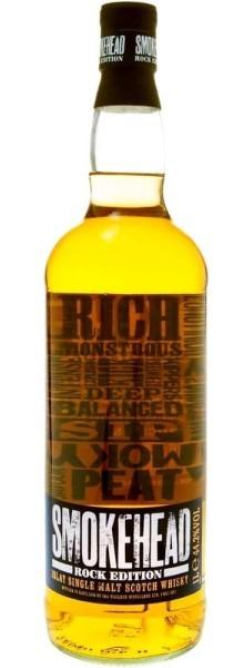 Whisky Smokehead 43%
