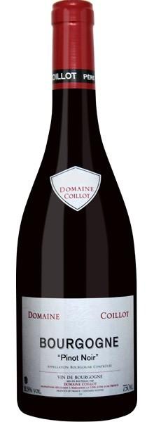 """Domaine Coillot """"Pinot Noir"""" 2014"""