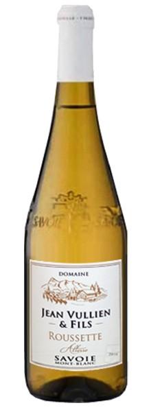 """Domaine Jean Vullien """"Roussette de Savoie"""" 2016"""