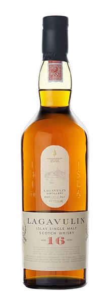 "Whisky ""Lagavulin"" 16 ans"